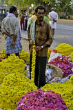 Indian rural market Royalty Free Stock Photography