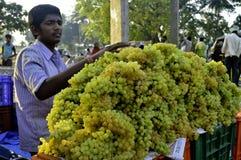 Indian rural market Royalty Free Stock Photos