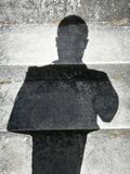 People shadows Royalty Free Stock Images