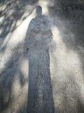 People shadows Stock Photos