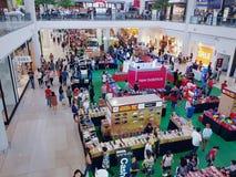 People Shopping at Sport Store at Mega Bangna Department Store royalty free stock photo