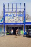Ahold Albert Heijn discount supermarket,Holland Royalty Free Stock Photos