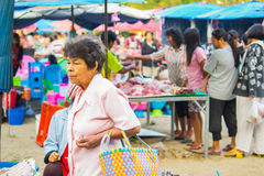 People shopping Royalty Free Stock Photo