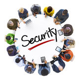 People Social Networking and Security Concept Royalty Free Stock Photo