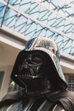 People of 501st Legion take part in the Star Wars parade in Mila Stock Photography