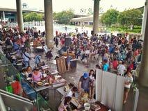 Farmers market, EarthFest Singapore