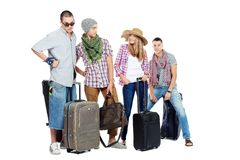 People standing Stock Images