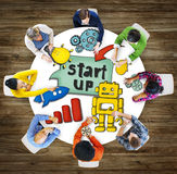 People and Startup Business Concepts Stock Photo