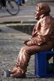 People Street art, Helsinki Stock Photos