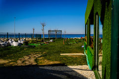 People And Streets Of Yalova City Royalty Free Stock Photography