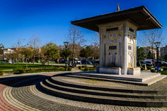 People And Streets Of Yalova City Royalty Free Stock Image