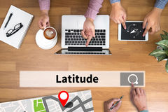 People talk Adventure Compass Longitude Latitude Navigation Dire. Ction Route NAVIGATION Royalty Free Stock Images