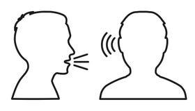 Free People Talk: Speak And Listen – Vector Royalty Free Stock Photo - 160393645