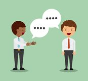 People talking. Design, vector illustration eps10 graphic stock illustration