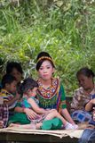 People from Tana Toraja, Sulawesi, Indonesia Stock Photos