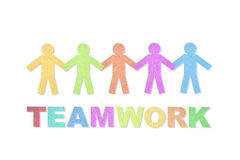People and teamwork Stock Photography