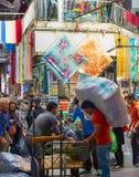 People Tehran Grand Bazaar Iran stock images