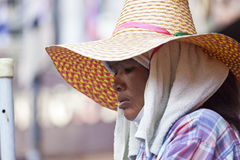 People of Thailand Stock Image