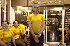 People of Bangkok Stock Photos