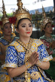 People of Thailand Royalty Free Stock Images