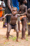 People in Togo, Africa Stock Photography