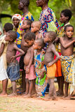 People in Togo, Africa Royalty Free Stock Image