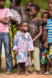 People in Togo, Africa Stock Image