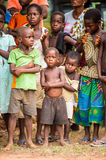 People in Togo, Africa Royalty Free Stock Images