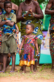 People in Togo, Africa Royalty Free Stock Photos