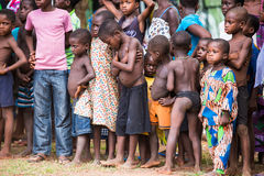 People in Togo, Africa Stock Images