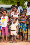 People in Togo, Africa Stock Photos