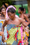People in Togo, Africa Royalty Free Stock Photo