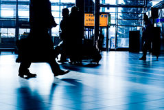 People traveling Royalty Free Stock Photos