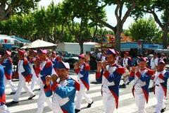 People uniforms saint Tropez Celebration Bravade