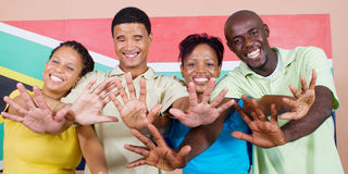 People unity Stock Photography