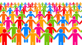 People unity stock illustration