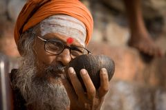 People | varanasi Royalty Free Stock Images