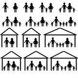 People vector illustration Stock Photo