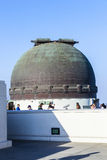 People visit the observatory Stock Images