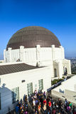 People visit the observatory Stock Photos