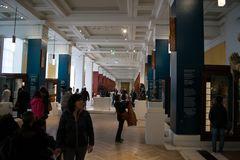 British Museum royalty free stock photos