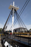 People visiting  USS Constitution Stock Photos
