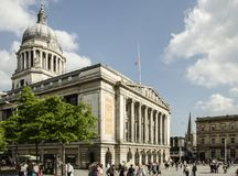 Council House in Nottingham, UK stock image