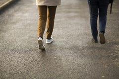 People walking. Royalty Free Stock Photo