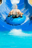 People at water park Stock Images