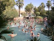 People water resort Stock Images