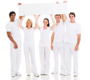 People white board Stock Photos