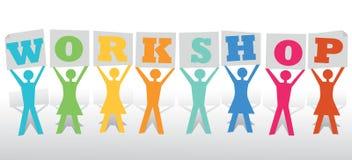 Free People Workshop Stock Images - 59512884