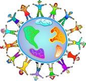 People world Royalty Free Stock Image