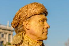 People of the World - Amadeus Mozart Stock Photography